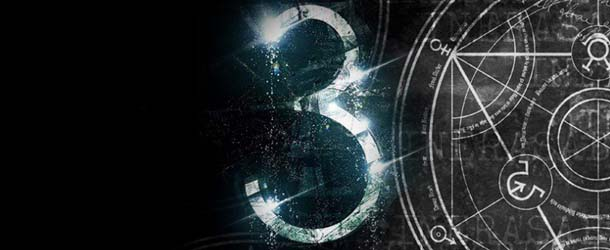 El código oculto del número tres