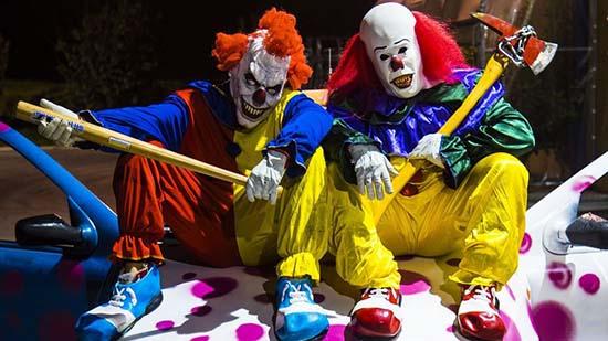 """Los payasos asesinos planifican """"La Purga"""" para la noche de Halloween Payasos-asesinos-la-purga"""