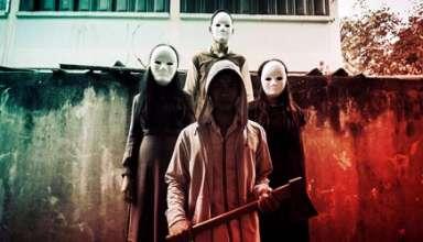 """payasos asesinos noche halloween 384x220 - Los payasos asesinos planifican """"La Purga"""" para la noche de Halloween"""