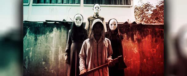 """payasos asesinos noche halloween - Los payasos asesinos planifican """"La Purga"""" para la noche de Halloween"""