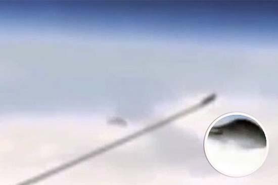 presencia extraterrestre sobre tierra - Cámaras de la NASA muestran presencia extraterrestre sobre la Tierra