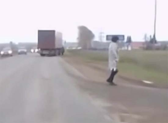 Teletransporte Rusia