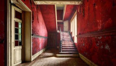 cuando paredes brotan sangre 1 384x220 - Fenómenos inexplicables: Cuando las paredes brotan sangre