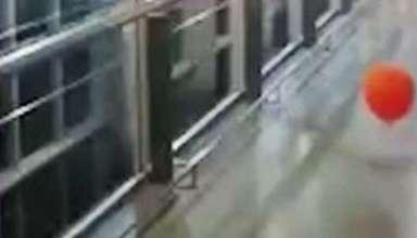 globo poseido 384x220 - Un globo poseído persigue a los trabajadores de un hospital en Argentina