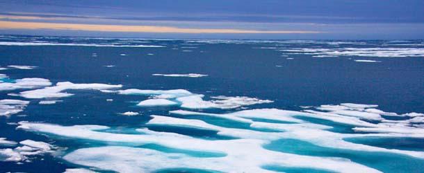 misterioso sonido artico - El ejército canadiense investiga un misterioso sonido que emerge del mar en el Ártico