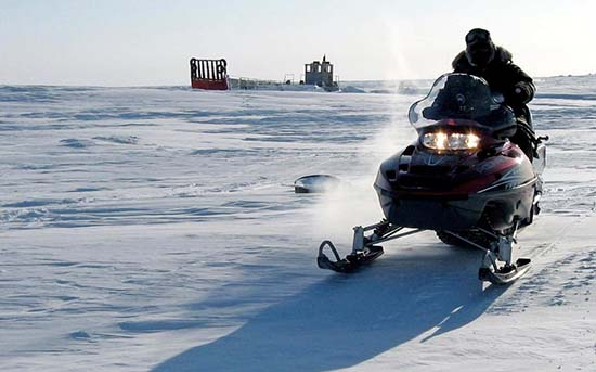 Misterioso sonido emerge Ártico
