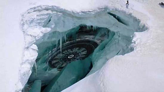 Misterioso sonido emerge mar en el Ártico