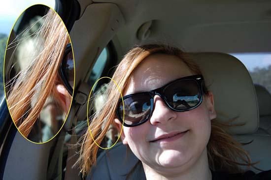 nino fantasma coche - Una madre descubre en el selfie de su hija un niño fantasma sentado en la parte trasera de su coche