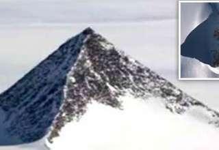 piramides antartida 320x220 - Descubren tres pirámides en la Antártida a través de Google Earth