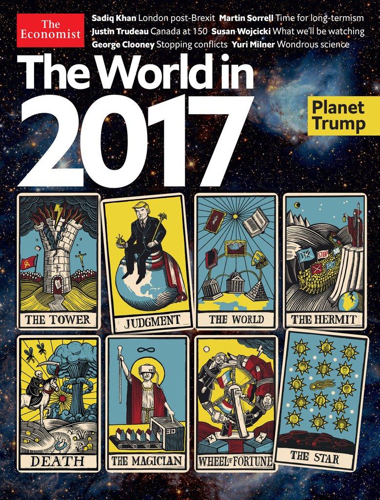 portada del the economist - La verdad sobre la enigmática portada del The Economist