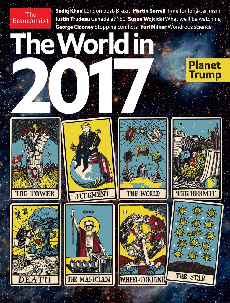 Portada del The Economist