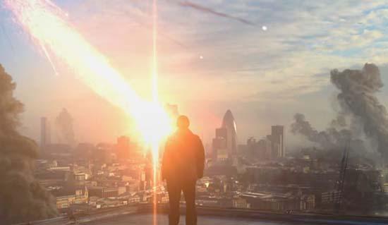 stephen hawking impacto asteroide apocaliptico - Stephen Hawking alerta sobre el inminente impacto de un asteroide apocalíptico