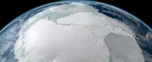 base secreta ovni nazi - Satélites de la NASA descubren una base secreta OVNI nazi bajo el hielo de la Antártida