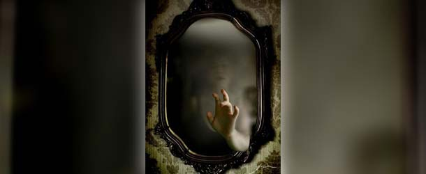espiritu espejo - Cómo erradicar un espíritu de un espejo