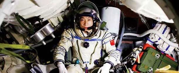 misteriosos golpes espacio - El primer astronauta chino revela haber escuchado misteriosos golpes en el espacio