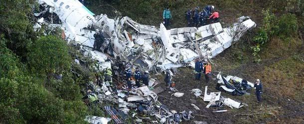 premoniciones accidente aereo chapecoense - Las premoniciones del accidente aéreo del Chapecoense