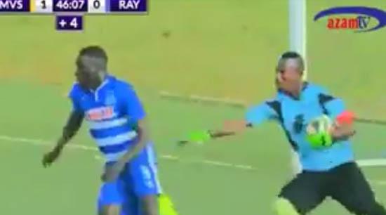 ruanda brujeria futbol - Ruanda prohíbe la brujería en el fútbol por un extraño ritual de un jugador en una portería
