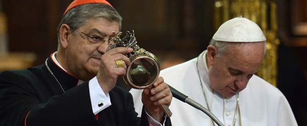 La sangre de San Genaro no se ha licuado este año, ¿una señal del fin de los tiempos?