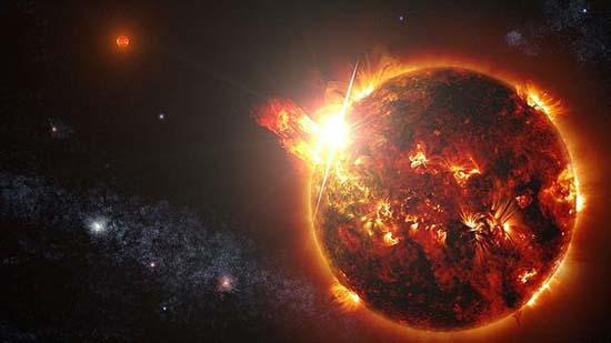 Seis misteriosas señales fuera galaxia
