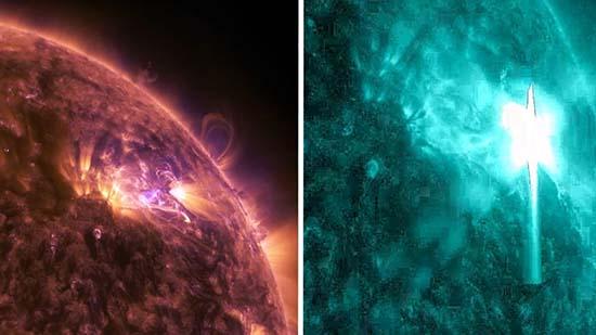 tormenta solar amenaza tierra - Una tormenta solar amenaza con dejar a oscuras la Tierra estas navidades