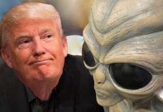 donald trump extraterrestre 320x220 - Donald Trump promete revelar la existencia de vida extraterrestre en su primer discurso como presidente