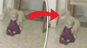 Un padre descubre que un espíritu atormenta a su hija gracias a las cámaras de seguridad