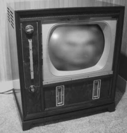 fantasmas televisores embrujados - Fantasmas en la tecnología: El extraño mundo de los televisores embrujados