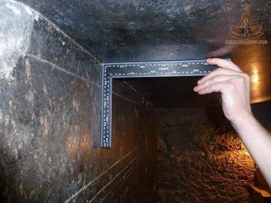 Misteriosos ataúdes pirámide extraterrestre