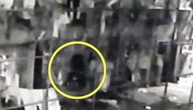figura oscura carcel brasil 384x220 - Cámara de seguridad muestra una espeluznante figura oscura en una cárcel de Brasil
