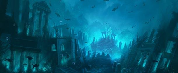 james cameron asegura atlantida - El director de cine James Cameron asegura haber encontrado la Atlántida en España