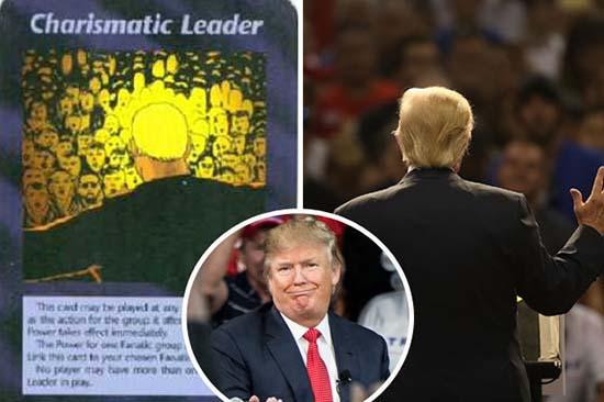 juego cartas illuminati trump - Juego de cartas Illuminati predice el asesinato de Donald Trump