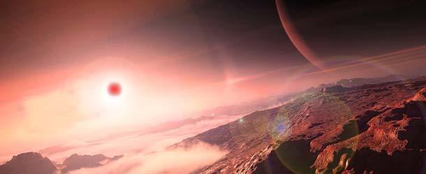 nasa vida extraterrestre - La NASA descubre nuevos planetas que podrían albergar vida extraterrestre