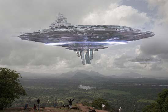 extraterrestres estan entre nosotros - Físico nuclear advierte que los extraterrestres están entre nosotros y que preparan una cuarentena
