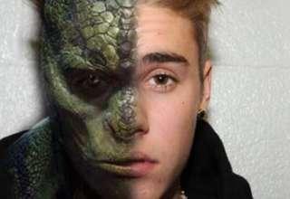 justin bieber reptiliano 320x220 - Cientos de fans afirman haber visto a Justin Bieber convertirse en un reptiliano