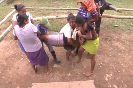 muneco de vudu nicaragua - Un muñeco de vudú provoca una posesión demoníaca masiva en Nicaragua