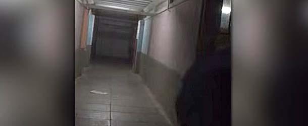 policias actividad paranormal - Policías brasileños graban en vídeo actividad paranormal en un centro de menores