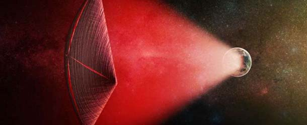 senales cosmicas naves extraterrestres - Científicos de Harvard creen que las misteriosas señales cósmicas son para propulsar naves extraterrestres