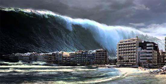 codigo oculto biblia espana - Un código oculto en la Biblia revela como un enorme tsunami podría acabar con parte de España