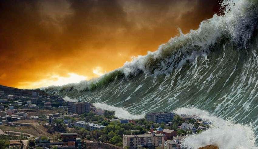 codigo oculto en la biblia 850x491 - Un código oculto en la Biblia revela como un enorme tsunami podría acabar con parte de España