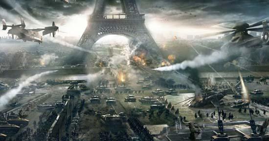 destruccion de europa en 2017 - Nostradamus, Baba Vanga y el psíquico Horacio Villegas coinciden en las mismas predicciones: la destrucción de Europa en 2017
