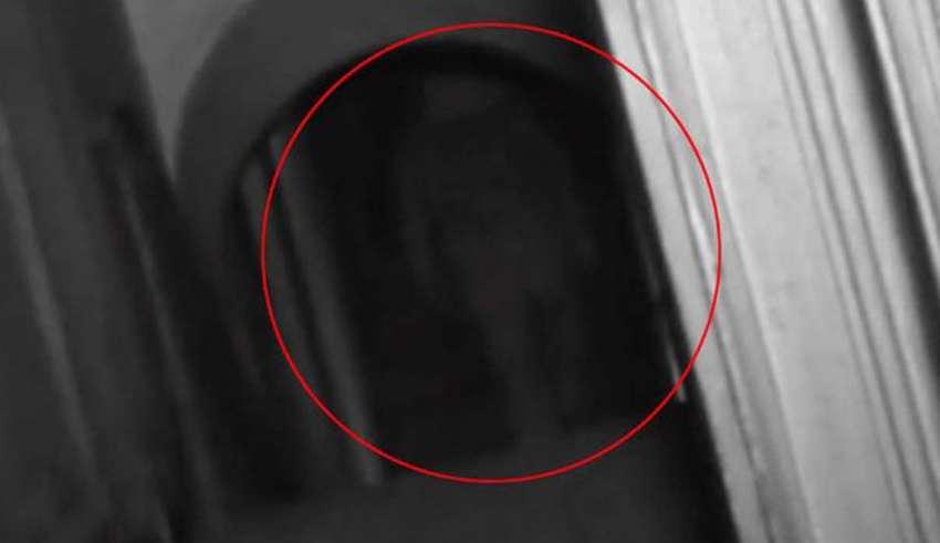 fantasma palacio siglo 17 850x491 - Un programa de televisión británico graba un fantasma en un palacio del siglo 17