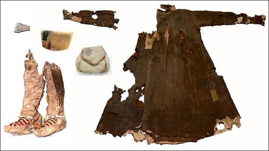 mongolia momia botas adidas - Científicos continúan desconcertados con el hallazgo en Mongolia de una momia de 1.500 años con botas Adidas