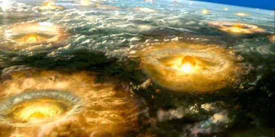 predicciones destruccion europa 2017 - Nostradamus, Baba Vanga y el psíquico Horacio Villegas coinciden en las mismas predicciones: la destrucción de Europa en 2017
