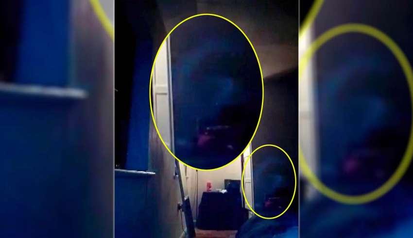 fantasma hijo vida pasada 850x491 - Una mujer asegura haber grabado en vídeo el fantasma de su hijo de una vida pasada