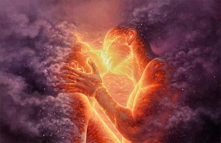 llamas gemelas - Almas gemelas, llamas gemelas y espíritus afines: ¿Cuál es la diferencia?