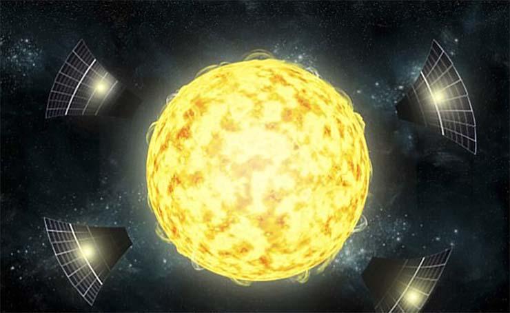 megaestructuras extraterrestres tierra - Astrónomo asegura que megaestructuras extraterrestres pueden ser vistas desde la Tierra