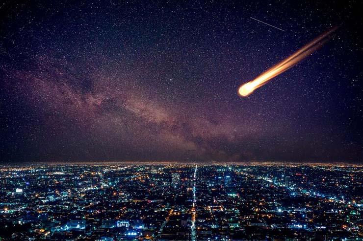 impacto gran asteroide - Reconocido astrofísico alerta que el próximo impacto de un gran asteroide es cuestión de tiempo