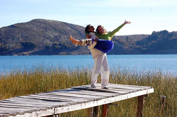 """pareja alimenta energia del universo - Una pareja asegura que únicamente se alimenta de la """"energía del universo"""""""