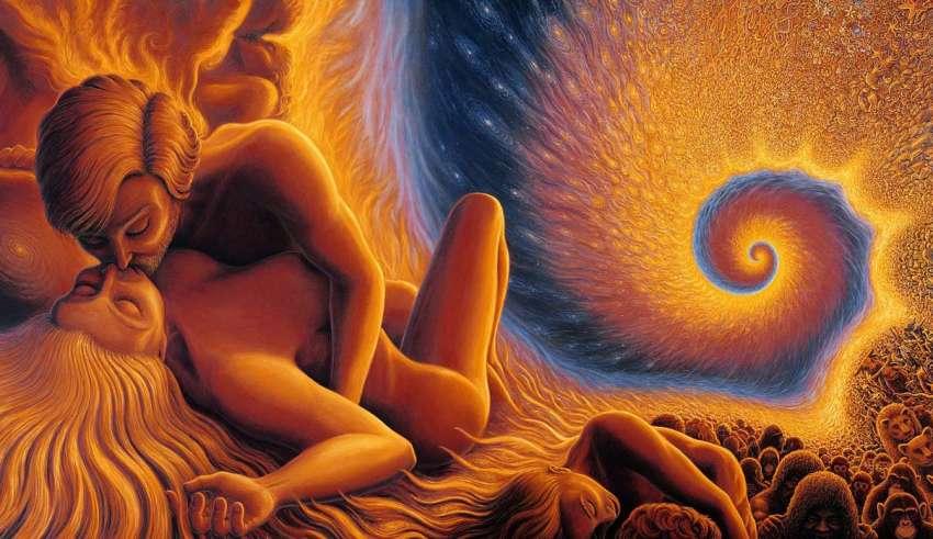 sexo astral 850x491 - Sexo astral, lo último en experiencias fuera del cuerpo