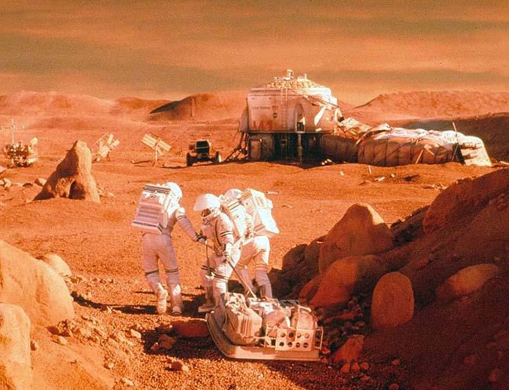 colonias ninos secuestrados marte - La NASA obligada a negar que existan colonias de niños secuestrados en Marte